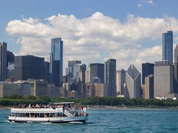 Chicago: 1,5-stündige See- und Flussarchitekturkreuzfahrt