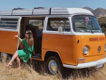 Malibu: VW-Hippie-Sightseeing-Tour mit Weinverkostung
