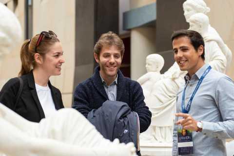 O Museu Britânico em Londres Visita guiada