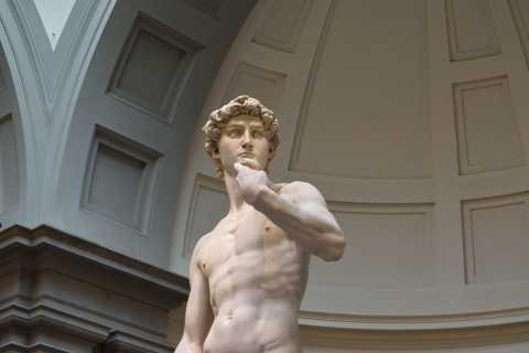 Florence: Skip the Line Academy Gallery with Walking Tour