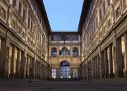 Florenz: Führung durch Galleria degli Uffizi ohne Anstehen