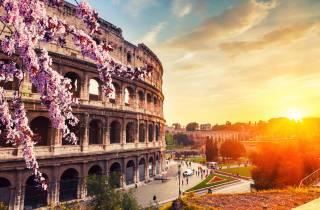 Kolosseum und Antikes Rom: 3-stündige private Tour