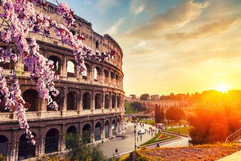 Colosseum and Ancient Rome 3-Hour Private Tour