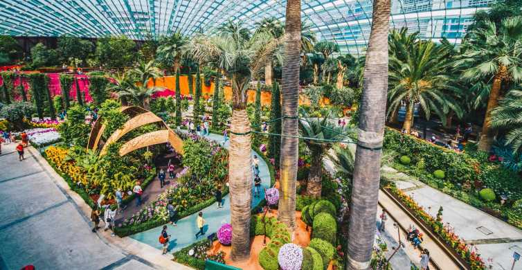 Singapore City: Gardens by the Bay and MBS Observation Deck