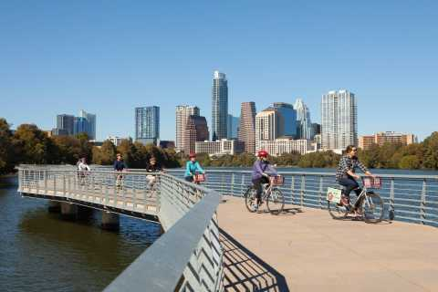 Austin: 2-Hour Sightseeing Bike Tour