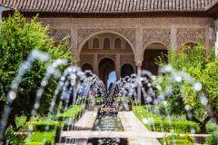Granada: Excursão Guiada Alhambra, Jardins e Alcáçova