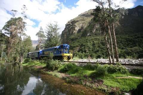 Machu Picchu: Bilhete de Ida e Volta de Trem Expedition