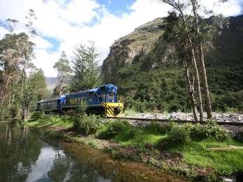 Machu Picchu: Ticket für die Hin- und Rückfahrt mit PeruRail