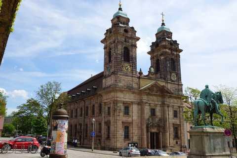 Nuremberg: recorrido de audio autoguiado