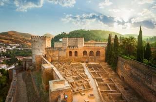 Alhambra & Generalife-Gärten: Führung mit Vorzugseinlass