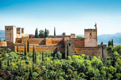 Granada: Alhambra and Generalife Gardens Guided Tour