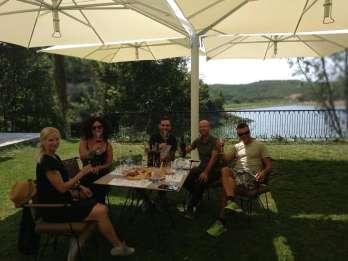 Aus Tirana: Durres & Lalzi Bay Weinprobe