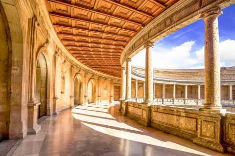 Alhambra, Palacios Nazaríes y Generalife: tour privado