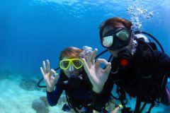 Tour de mergulho em Bodrum