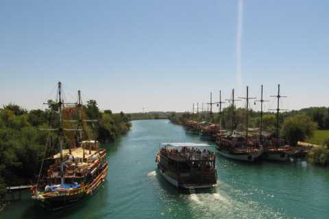 Manavgat Full-Day River Cruise and Grand Bazaar