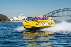 Porto de Sydney: Thunder Thrill Ride