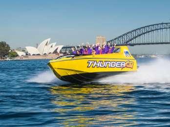 Sydney Harbour: Thunder-Thrill-Fahrt