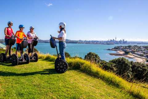 Auckland: Segway to North Head Volcano Summit