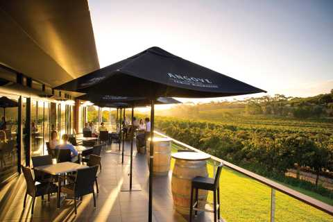 McLaren Vale: Hop-On Hop-Off Tour with City or Local Pickup