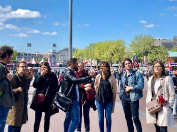 Washington DC: Capitol Hill - Rundgang mit Guide