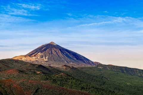 Teneriffa: Tagestour zum Teide-Nationalpark und zum Teno