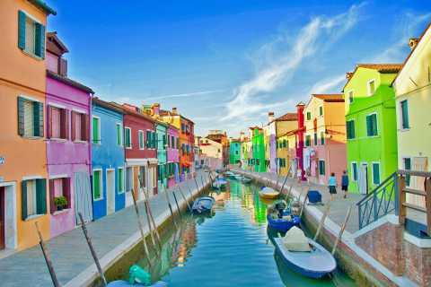 Venice: Murano, Burano and Torcello Boat Tour