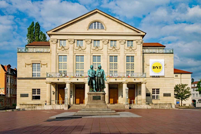 Weimar: Schnitzeljagd durch die Altstadt