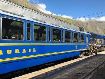 Machu Picchu: Ticket für Hin- & Rücktransfer Vistadome-Zug