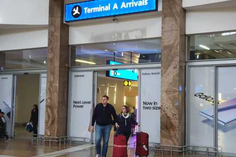 Johannesburg or Tambo One-Way or Return Airport Transfer