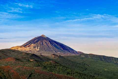 Tenerife: Mount Teide Nature and Wine Shore Excursion