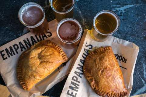 Tour de comida y bebidas de Oakland Uptown