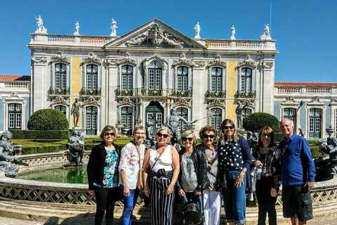 Lisbon: Private Mafra, Ericeira, and Queluz Tour