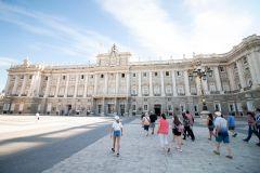 Madri: Tour Guiado Sem Fila no Palácio Real