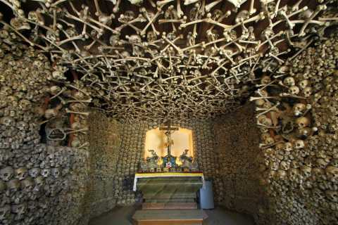 Rome: Capuchin Crypt Private Guided Tour