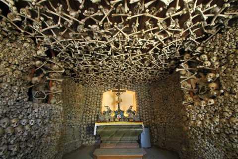 Roma: Visita Guiada Privada à Cripta dos Capuchinhos