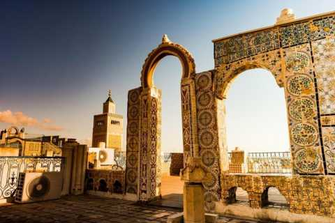 Tunis: Private Full-Day Tunisia Highlights Tour