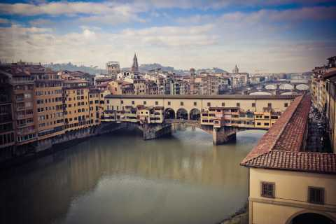 Florence: Full-Day Trip by High-Speed Train from Rome