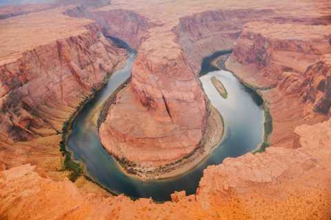 Page: Horseshoe Bend Helicopter Flight
