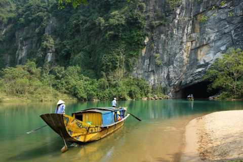Paradise and Phong Nha Cave Tour From Phong Nha/Dong Hoi