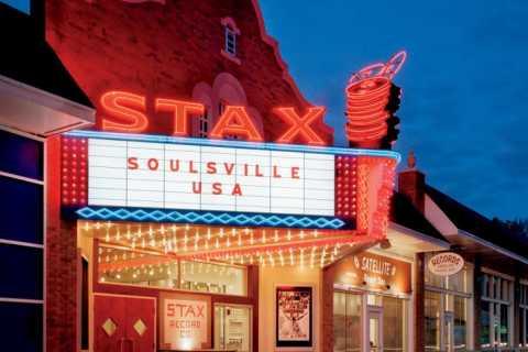 Memphis: Stax Museum of American Soul Music