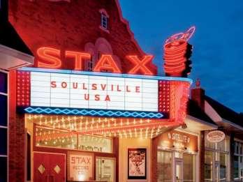 Memphis: Stax Museum für amerikanische Soulmusik