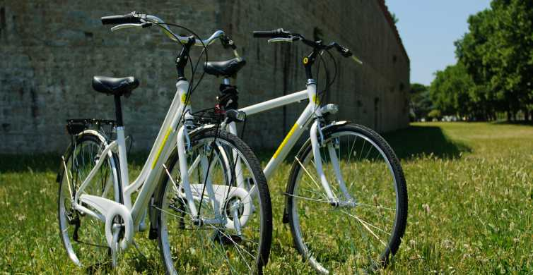 Pisa: Self-Guided Bike Tour to Lucca