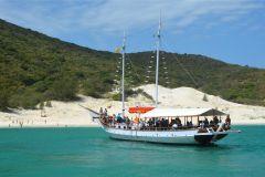De Búzios: Passeio de 1 Dia Arraial do Cabo e Cabo Frio