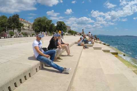 Virtual Reality Walking Tour of Zadar's History