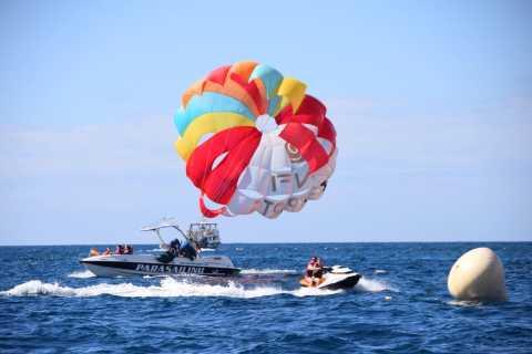 Gran Canaria: 1 to 3 Person Parasail over Anfi Beach