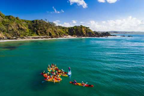 Byron Bay: Sea Kayak Tour