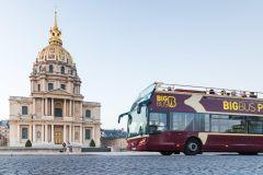Hop-On Hop-Off em Paris: Bilhete Classic, Premium ou Deluxe