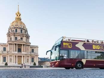 Paris: Hop-On/Hop-Off-Bustour Klassik, Premium oder Deluxe