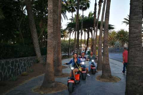 Maspalomas: 3-Hour 2-seater Electric Scooter Chopper Tour