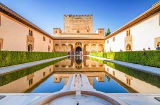 Granada: Alhambra, Generalife & Albaicín Private Tour